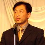 代表取締役 菊池 一彦